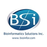 Bioinformatics Solutions Inc. Lab / Facility Logo