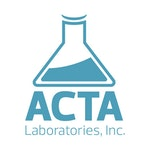 ACTA Laboratories, Inc. Lab / Facility Logo