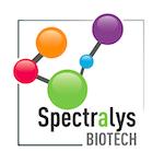 Spectralys Biotech Lab / Facility Logo