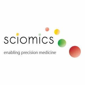 Sciomics GmbH Lab / Facility Logo