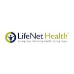 LifeNet Health Lab / Facility Logo