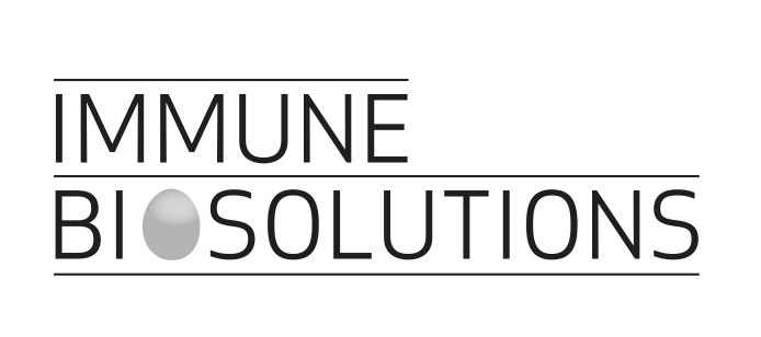 Immune Biosolutions Lab / Facility Logo