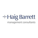 Haig Barrett Management Consultants Lab / Facility Logo