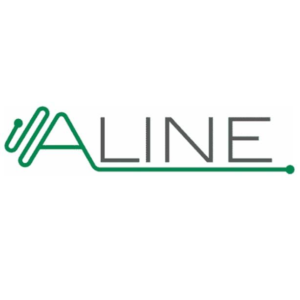 ALine - Microfluidics Lab / Facility Logo