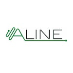 Aline Inc Lab / Facility Logo