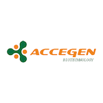 AcceGen Biotechnology Lab / Facility Logo