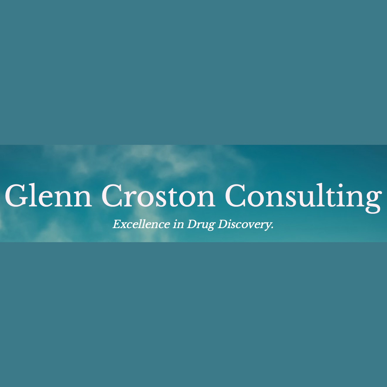 Glenn Croston Consulting Lab / Facility Logo