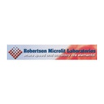 Robertson Microlit Laboratories Lab / Facility Logo
