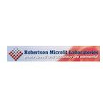 Robertson Microlit Laboratories Lab / Facility Logo