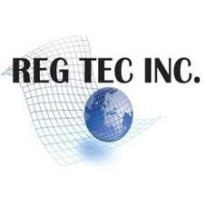 Reg Tec, Inc. Lab / Facility Logo