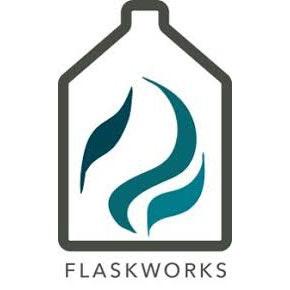 Flaskworks Lab / Facility Logo
