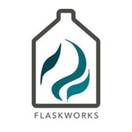 Flaskworks Lab / Facility Logo