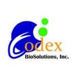 Codex Biosolutions Lab / Facility Logo