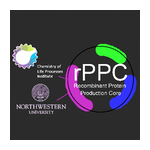 Recombinant Protein Production Core (Northwestern University) Lab / Facility Logo