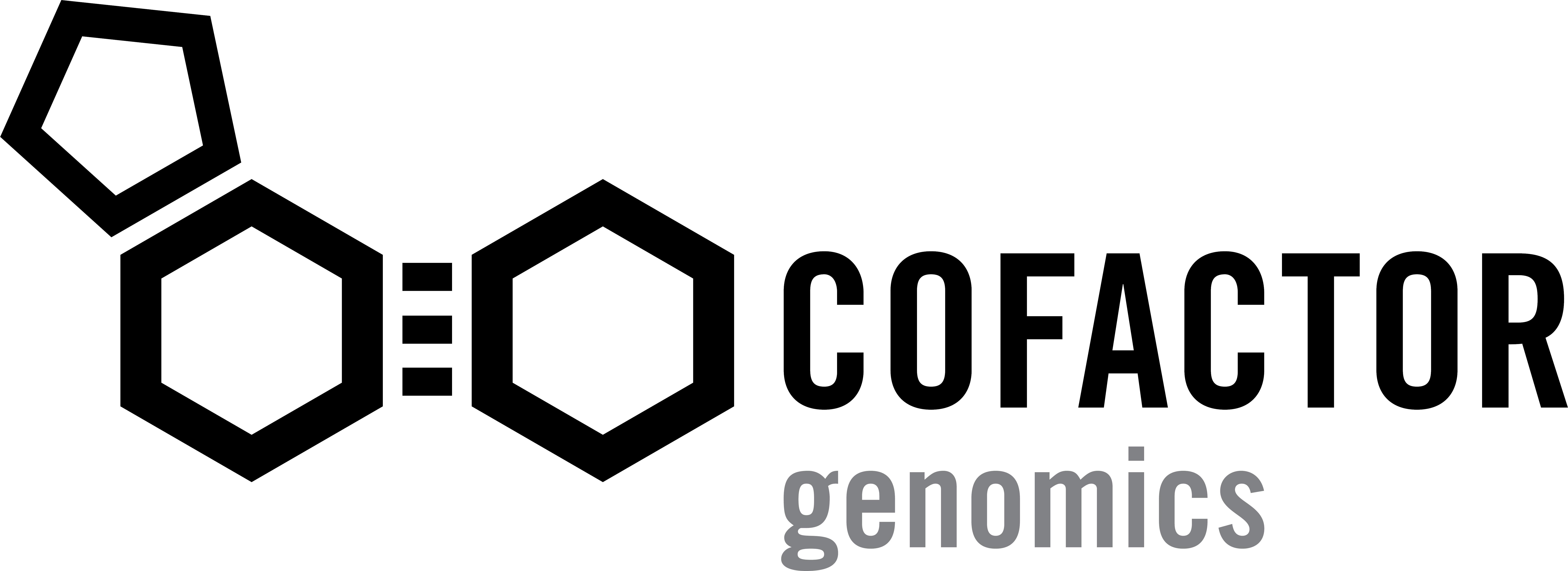 Cofactor Genomics Lab / Facility Logo