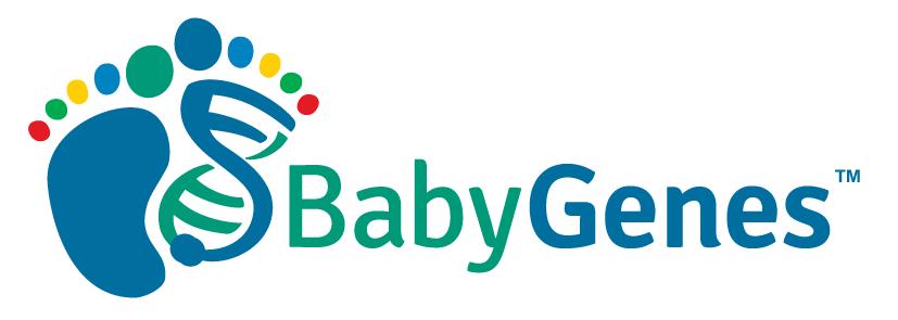 Baby Genes Inc Lab / Facility Logo