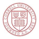 Cornell University Veterinary Virology Laboratory Lab / Facility Logo