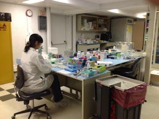 Bioanalytical laboratories girls