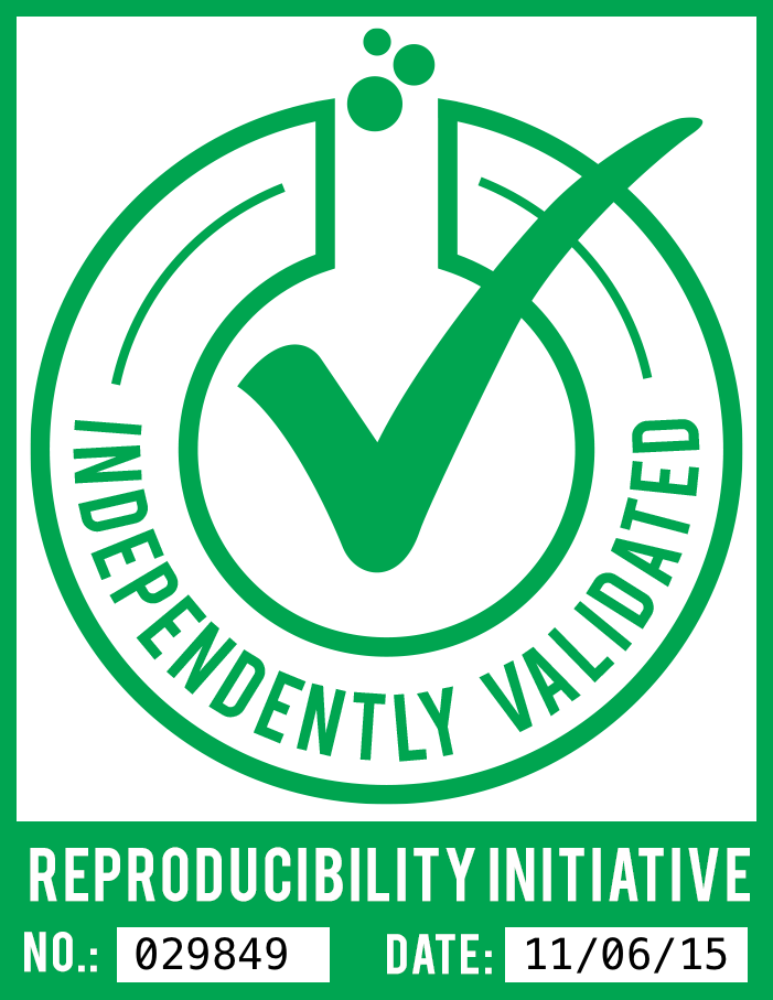 Validation badge